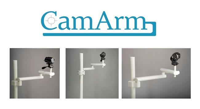 CamArm - A valuable assistant in Dental Photography & Videography