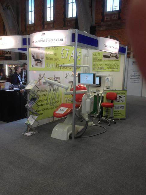 The British Dental Conference and Exhibition 2014 / Mancester